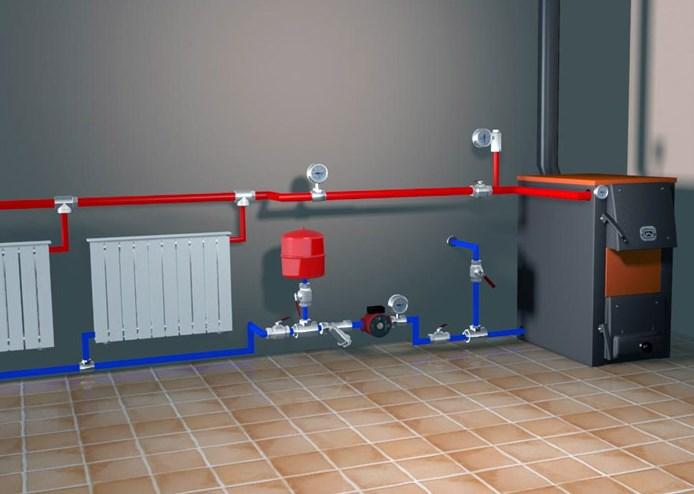 Как сделать хорошее отопление частного дома
