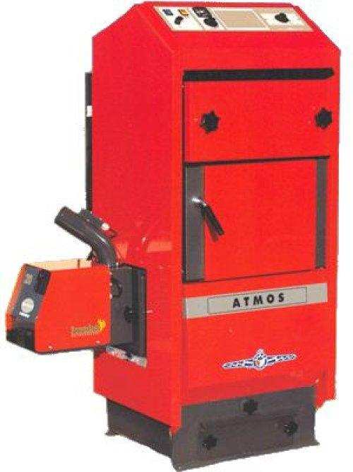 Твердотопливные котлы Atmos D 15 P 15 кВт (Чехия)
