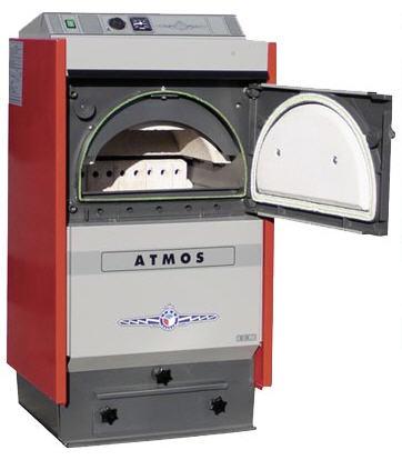 Твердотопливные котлы Atmos D 20 19,5 кВт (Чехия)