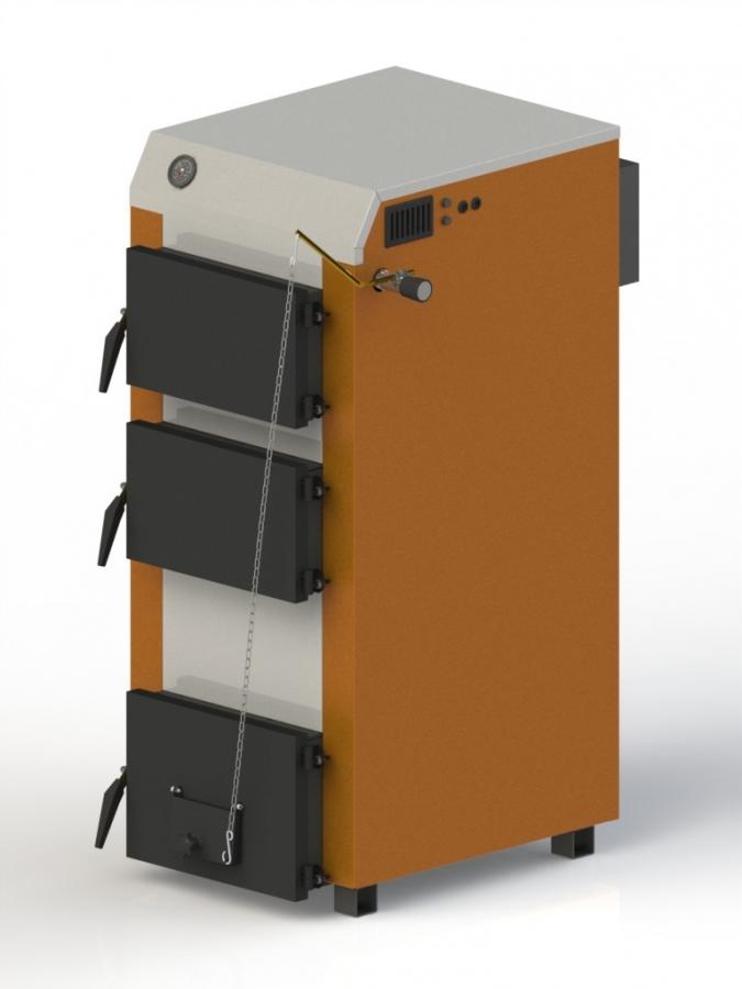 Твердотопливный котел Kotlant КГ-20 мех. регулятор тяги